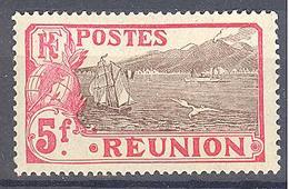 Réunion: Yvert N° 71* - Neufs