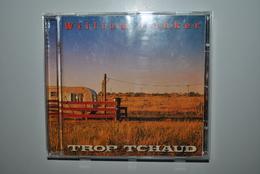 """William Dunker """"Trop Tchaud"""" CD Bon état Livret Défraichi Vente En Belgique Uniquement Envoi Bpost 2,50 € - Autres - Musique Française"""