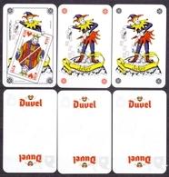 Belgie - Speelkaarten - ** 3 Jokers - Bieren - Duvel - Cartes à Jouer Classiques
