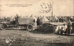 D33 CAMP DE SOUGES ( Martignas Sur Jalles ) L'Eau Potable Amenée Par Réservoir Automobile - France