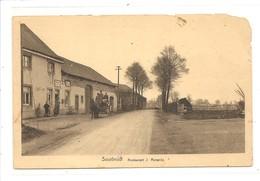 WAIMES  Sourbrodt  Restaurant  Renardy   ( Etat Voir Scan ) Attelage - Waimes - Weismes