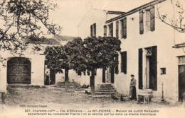 D17  ILE D' OLERON   ST PIERRE D'OLERON Maison De Judith Renaudin - Saint-Pierre-d'Oleron