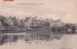 SOISSONS SAINT WAAST        LES QUAIS - Soissons