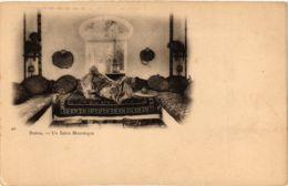 CPA Vollenweider 40 Biskra Un Salon Mauresque ALGERIE (824020) - Biskra