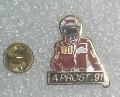 FORMULE 1  A. PROST 91  N  27 - Car Racing - F1