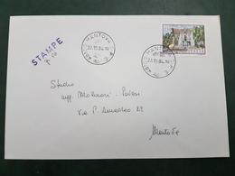 (26933) STORIA POSTALE ITALIA 1984 - 1946-.. République