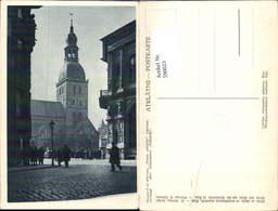590023,Lettland Riga Domkirche Kirche - Lettland