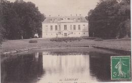 CPA Léognan - Château La Louvière - Other Municipalities