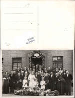 589335,Foto-AK Hochzeit Paar Bräutigam Braut Brautkleid - Noces