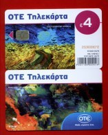 """GREECE: X-2384 """"Wheatfield With Crows"""" (57.500 Ex) 03/15 - Greece"""