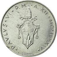 Monnaie, Cité Du Vatican, Paul VI, 5 Lire, 1974, Roma, SPL, Aluminium, KM:118 - Vatican