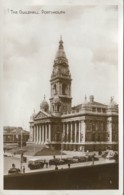 HANTS - PORTSMOUTH - THE GUILDHALL RP  Ha387 - Portsmouth