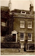 HANTS - PORTSMOUTH - THE DICKENS MUSEUM, COMMERCIAL ROAD RP  Ha131 - Portsmouth