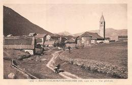 Saint Dalmas Valdeblore Canton St Sauveur De Tinée - France