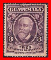GUATEMALA (AMERICA DEL NORTE) SELLO AÑO 1926 - Guatemala