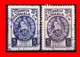 GUATEMALA (AMERICA DEL NORTE) SELLO AÑO 1966-70 - Guatemala