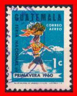 GUATEMALA (AMERICA DEL NORTE) SELLO AÑO 1963 - Guatemala