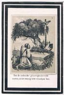Dp. Kerkmeester. Van Mullem Jacobus. Echtg. De Neve Rosalia. ° Assebrouck 1798 † Assebrouck 1865  (2 Scan's) - Religion & Esotérisme