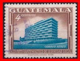 GUATEMALA (AMERICA DEL NORTE) SELLO AÑO 1964 - Guatemala
