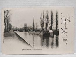 Saint-Omer. Vue Du Canal - Saint Omer