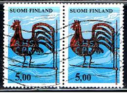 FINLANDIA 202 // YVERT 762,762 // 1977 - Finlande