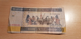 Azerbaijan 1000 Manat 2001 - Aserbaidschan
