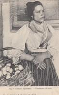 NAPOLI-VENDITRICE DI UOVA--CARTOLINA NON VIAGGIATA ANNO 1900-1904 - Napoli