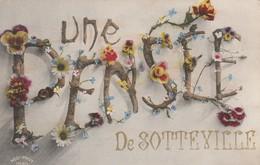 Une Pensée De Sotteville ( Manche  )   ( Les Pieux , Cherbourg ) - Cherbourg