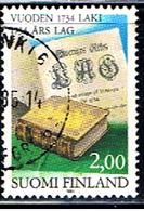 FINLANDIA 212 // YVERT 914 // 1984 - Usados