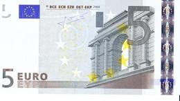 5 Euro Germany X P014 UNC - EURO