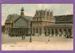 ARRAS - La Gare - 1904 - - Arras