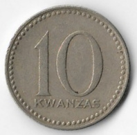 Angola ND(1977) 10 Kwanzas [C818/2D] - Angola
