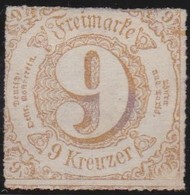 Thurn&Taxis   .   Michel     . 44   .    (*)    .    Kein Gummi    . / .    No Gum - Thurn Und Taxis