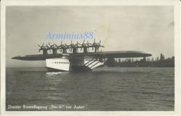 """Dornier Riesenflugzeug """"Do. X"""" - Besucht Die Deutsche Siedlungsausstellung München 1934 - Oorlog 1939-45"""