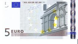 5 Euro Slovenia E010 UNC - EURO