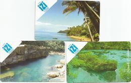 3 Recharges IZI    1000cfp    (claswallinoi) - New Caledonia