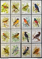 # Malawi 1988** Mi.501-16 Birds , MNH [26;39] - Otros