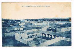 CPA.Afrique. Sahara. Colomb-Béchar. Vue Générale.   (F.159) - Sahara Occidental