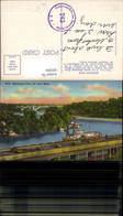 585936,Mississippi River St Paul Saint Paul Minnesota Dampfer Schiff Brücke - Vereinigte Staaten