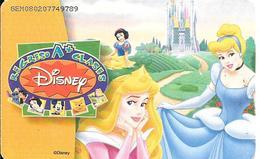 TC-PUCE-VENEZUELA-Bs4000-2002-DISNEY-N°2/4-PERSONNAGES-TBE-RARE - Disney