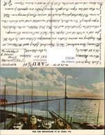585922,Pier And Breakwater At St Kilda Melbourne Australien Segelboote Segeln - Cartes Postales