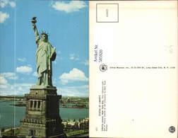 585920,Statue Of Liberty Liberty Island Freiheitsstatue New York Bay New York City - NY - New York