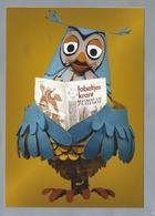 NL.- Meneer De Uil Van De Fabeltjeskrant 2018. Owl, Eule, Hibou. Ongebruikt. - Vertellingen, Fabels & Legenden