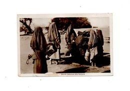LAB636 - POSTA MILITARE 1940, Donne Beduine Alla Fontana . Poco Fresca - Africa