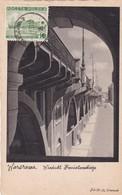 WARSAWA. WIADUKT PANIATOWSKIEGO. FOT DR A WICORACK. CIRCULEE YEAR 1939 A SALTA, ARGENTINE - BLEUP - Polonia