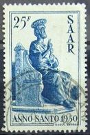 SARRE                    N° 275                 OBLITERE - 1947-56 Occupation Alliée