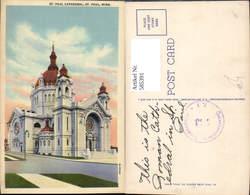 585391,Minnesota St Paul Cathedral St Paul - Vereinigte Staaten