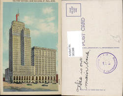 585388,Minnesota The First National Bank Building St Paul - Vereinigte Staaten