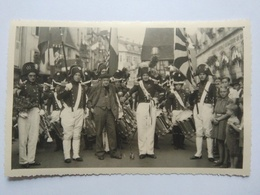 HANSI Carte Photo Juin 1945 - Colmar
