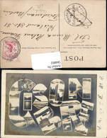 584802,New Zealand Neuseeland Gisborne Mikroskop AK - Cartes Postales